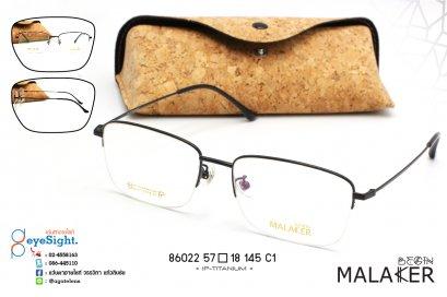 glasses MALAKER 86022 57[]16-145 C1